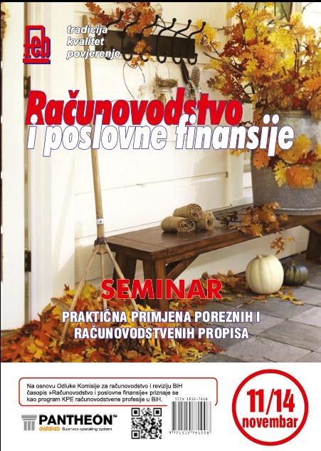 Časopis novembar 2014
